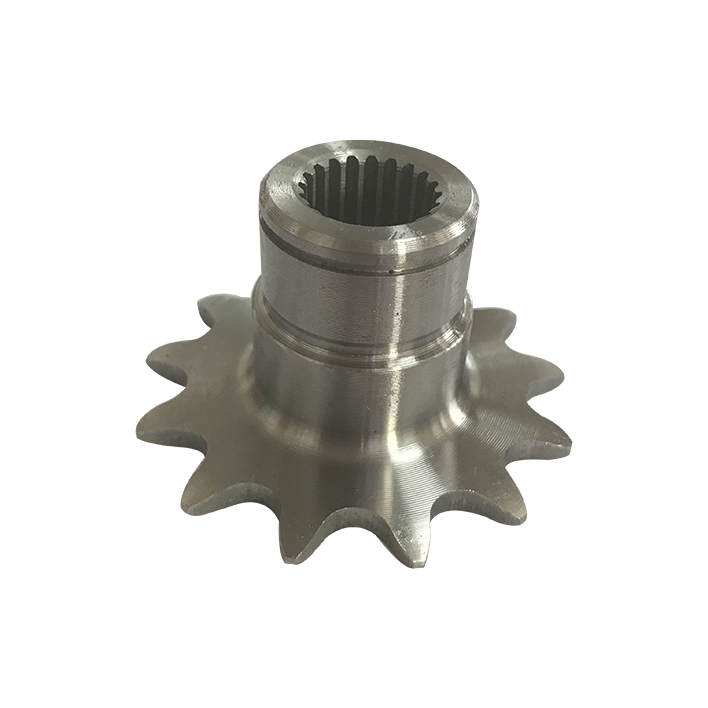 Harvester 13 teeth spline sprocket