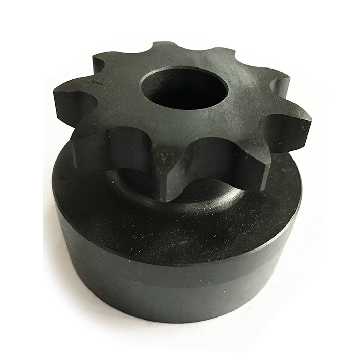 Shaped sprockets
