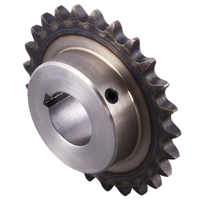 Standard finished product sprocket