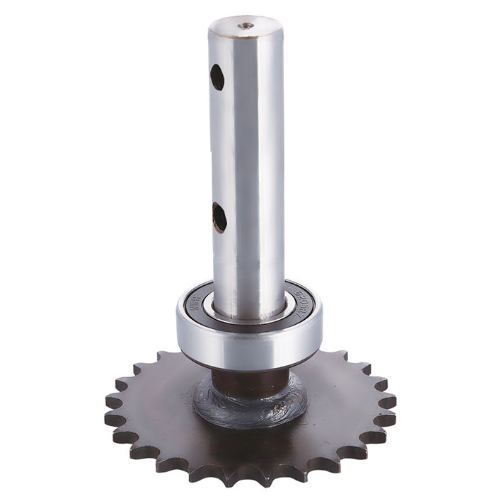 With shaft sprocket