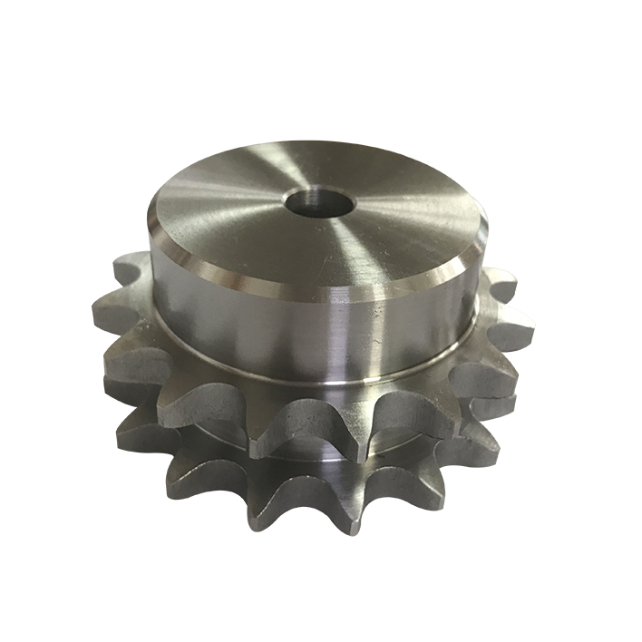 Type B double row sprocket