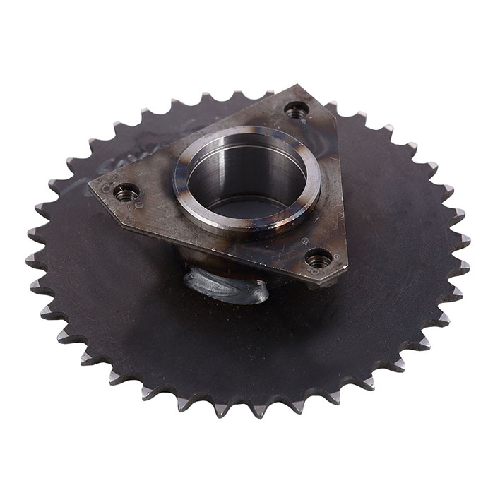 Welding sprocket2